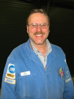 Automotive Instructor Mike Pekrul