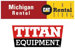 Michigan CAT and Titan Equipment