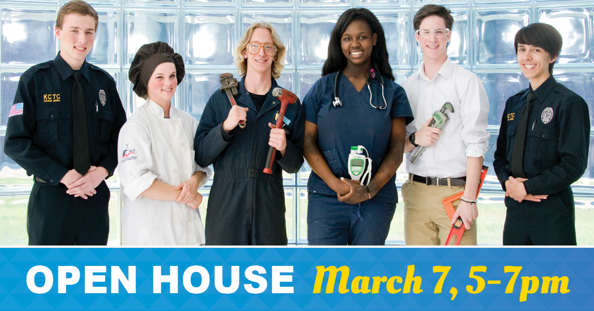 Open House March 7, 5-7pm